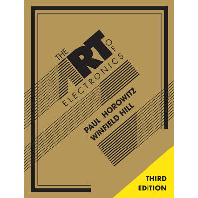 The Art of Electronics(3rd Edition)